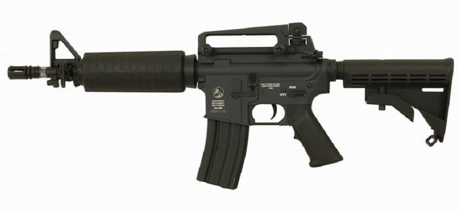 Colt m933 commando
