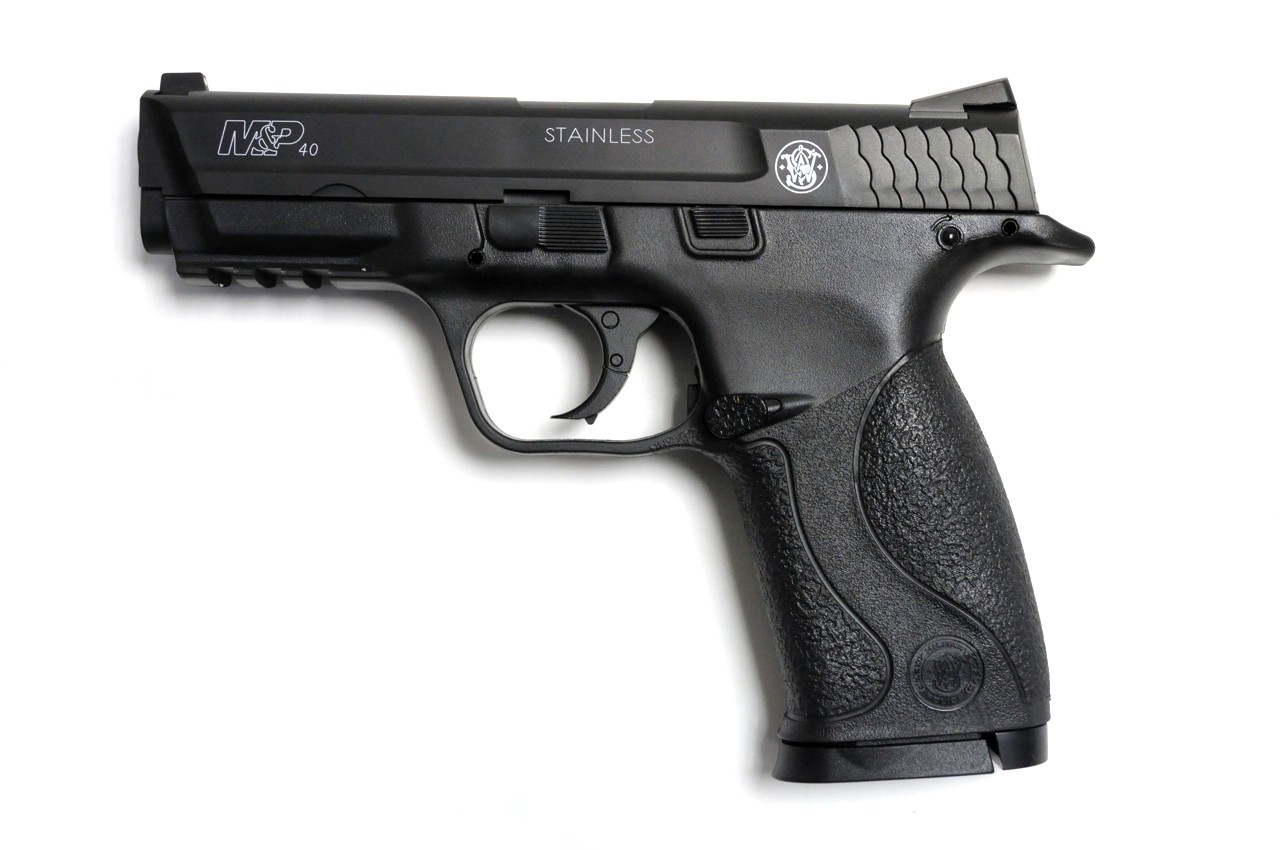 Archive: Smith & Wesson M&P 40